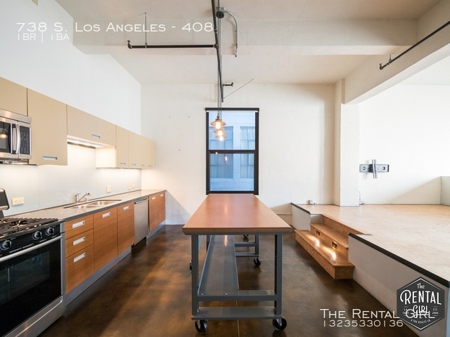 1 Bedroom, Fashion District Rental in Los Angeles, CA for $2,395 - Photo 2