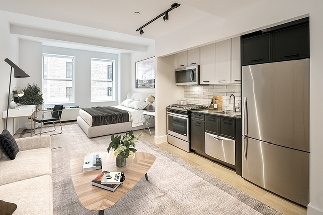 Studio, Financial District Rental in NYC for $2,855 - Photo 1