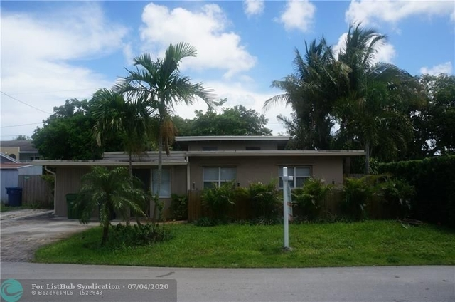 1 Bedroom, Wilton Manors Rental in Miami, FL for $1,400 - Photo 1
