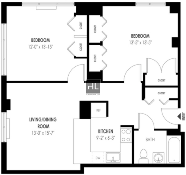 2 Bedrooms, Yorkville Rental in NYC for $6,650 - Photo 2