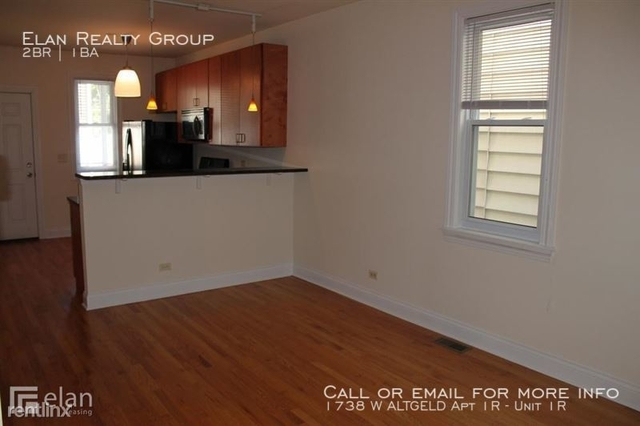2 Bedrooms, Lathrop Rental in Chicago, IL for $1,600 - Photo 2
