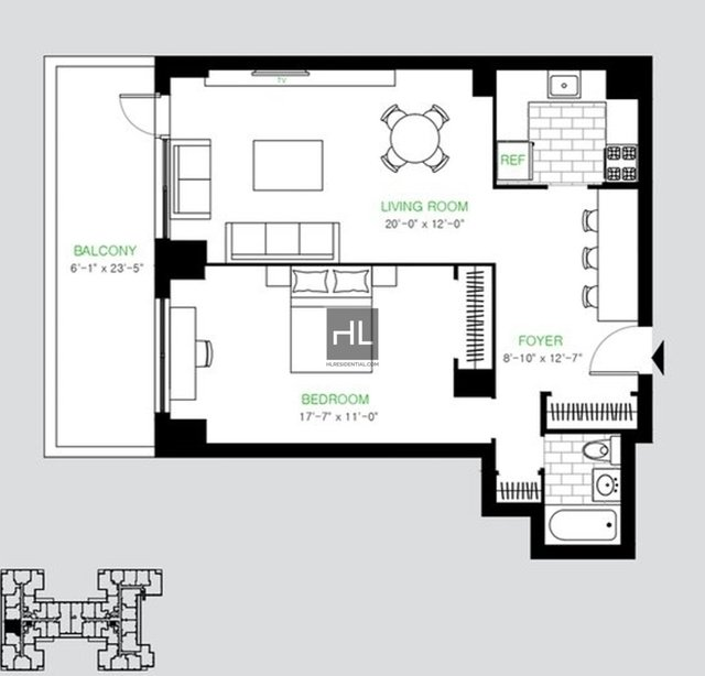 1 Bedroom, Yorkville Rental in NYC for $4,150 - Photo 2