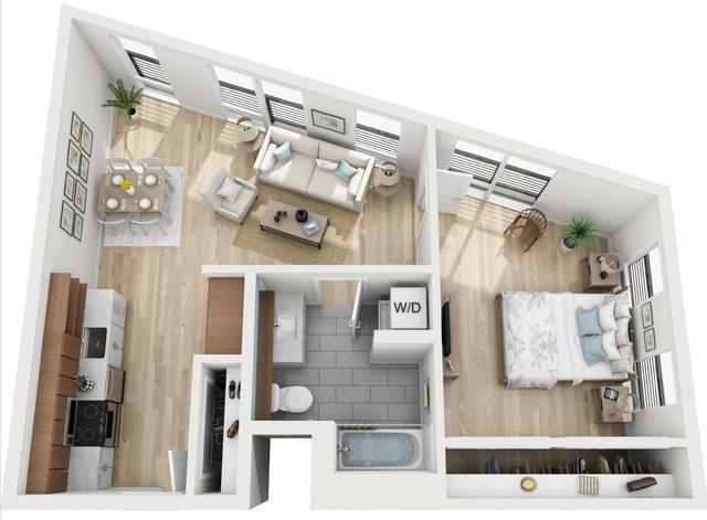 1 Bedroom, North Allston Rental in Boston, MA for $2,537 - Photo 1