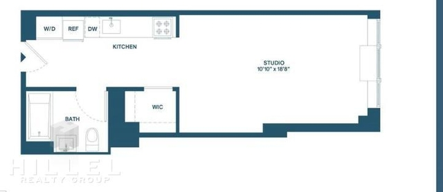 Studio, Clinton Hill Rental in NYC for $2,485 - Photo 2