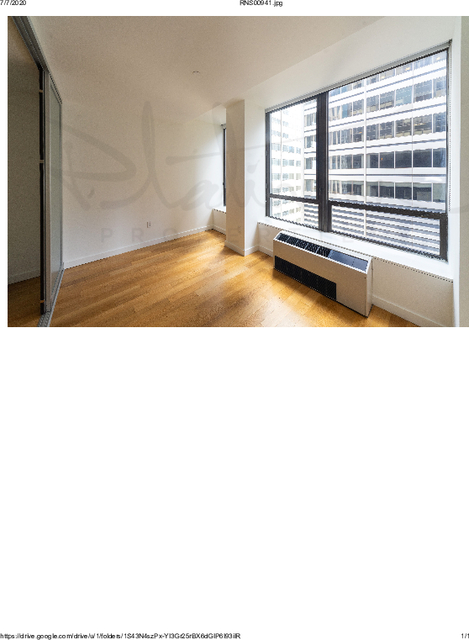 Studio, Financial District Rental in NYC for $2,776 - Photo 1