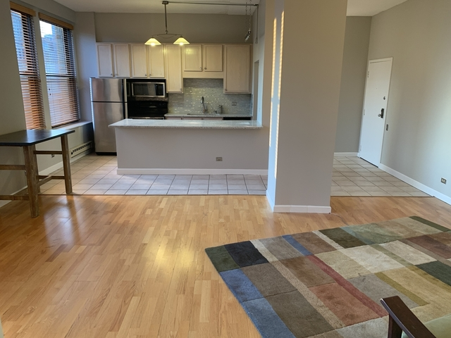 1 Bedroom, Printer's Row Rental in Chicago, IL for $1,800 - Photo 2