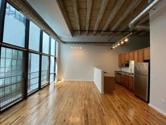 1 Bedroom, Near West Side Rental in Chicago, IL for $1,800 - Photo 2