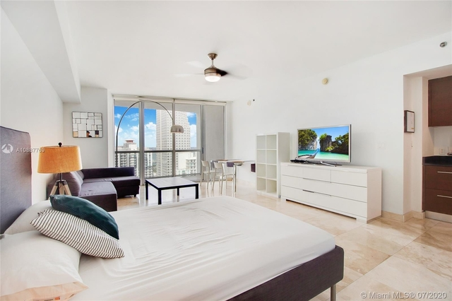 Studio, Miami Financial District Rental in Miami, FL for $2,150 - Photo 2