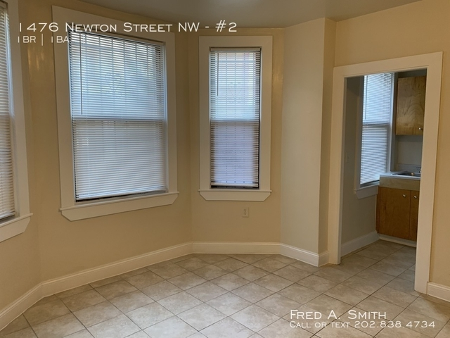 1 Bedroom, Columbia Heights Rental in Washington, DC for $1,495 - Photo 2