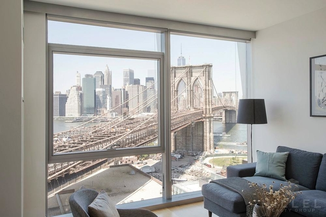 1 Bedroom, DUMBO Rental in NYC for $5,095 - Photo 2