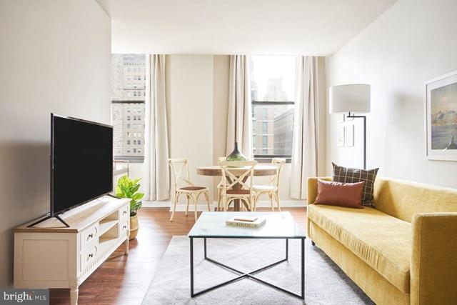 1 Bedroom, Center City West Rental in Philadelphia, PA for $2,900 - Photo 1