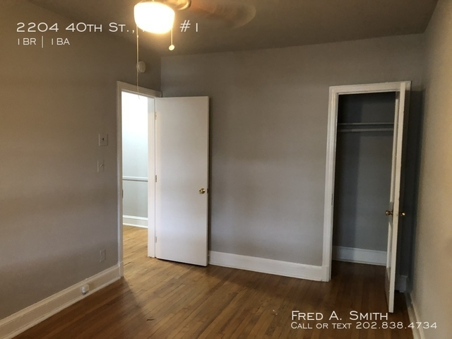 1 Bedroom, Glover Park Rental in Washington, DC for $1,450 - Photo 2