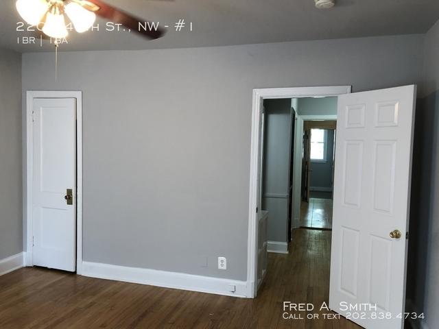 1 Bedroom, Glover Park Rental in Washington, DC for $1,450 - Photo 1