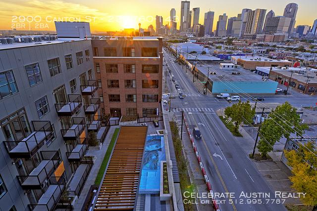 2 Bedrooms, Deep Ellum Rental in Dallas for $2,915 - Photo 1