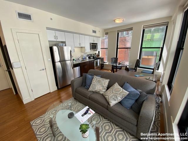 1 Bedroom, Downtown Boston Rental in Boston, MA for $2,800 - Photo 2