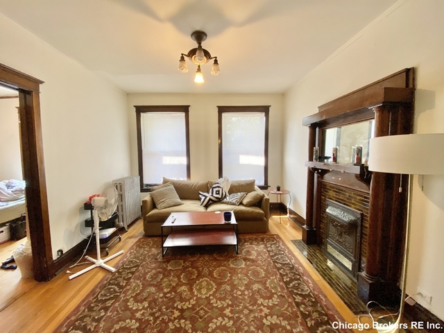 2 Bedrooms, Wrightwood Rental in Chicago, IL for $1,835 - Photo 2