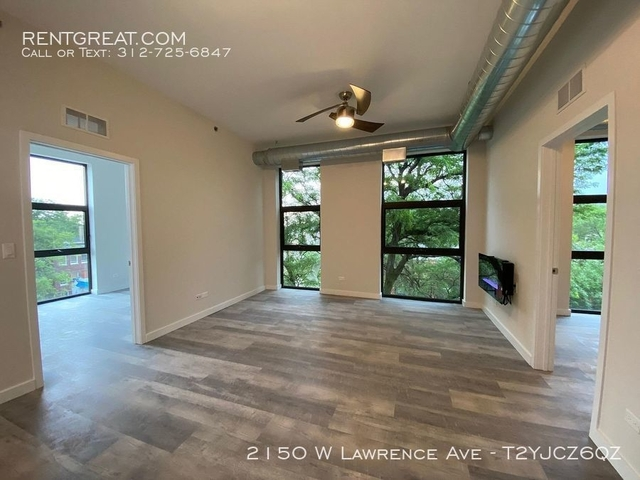 2 Bedrooms, Ravenswood Rental in Chicago, IL for $2,625 - Photo 1