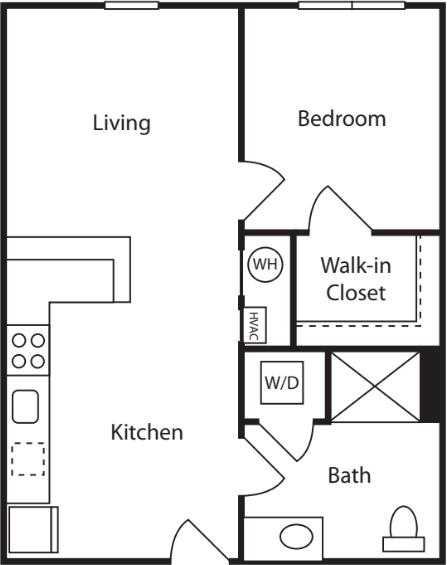1 Bedroom, St. Elizabeth's Rental in Boston, MA for $2,890 - Photo 2