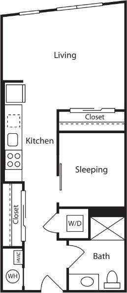 1 Bedroom, St. Elizabeth's Rental in Boston, MA for $3,180 - Photo 1