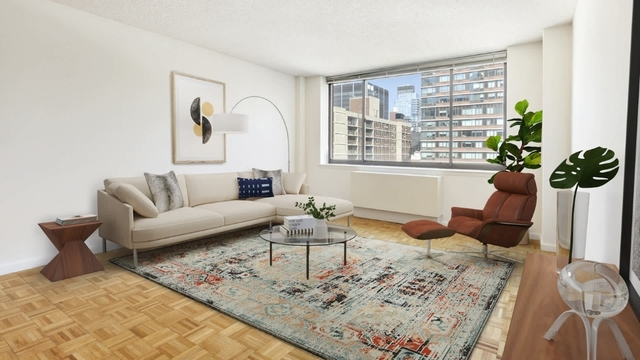 2 Bedrooms, Hell's Kitchen Rental in NYC for $4,696 - Photo 2
