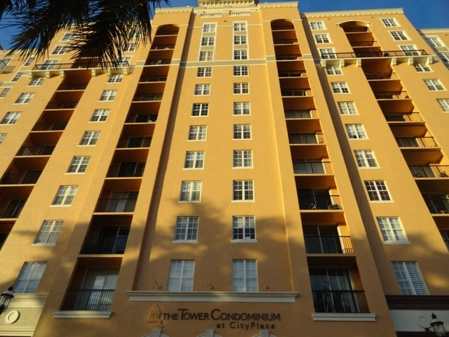 1 Bedroom, Courtyards in Cityplace Condominiums Rental in Miami, FL for $1,700 - Photo 2