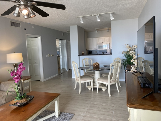 1 Bedroom, Courtyards in Cityplace Condominiums Rental in Miami, FL for $1,700 - Photo 1