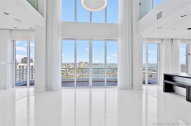 3 Bedrooms, Brickell Key Rental in Miami, FL for $14,650 - Photo 2