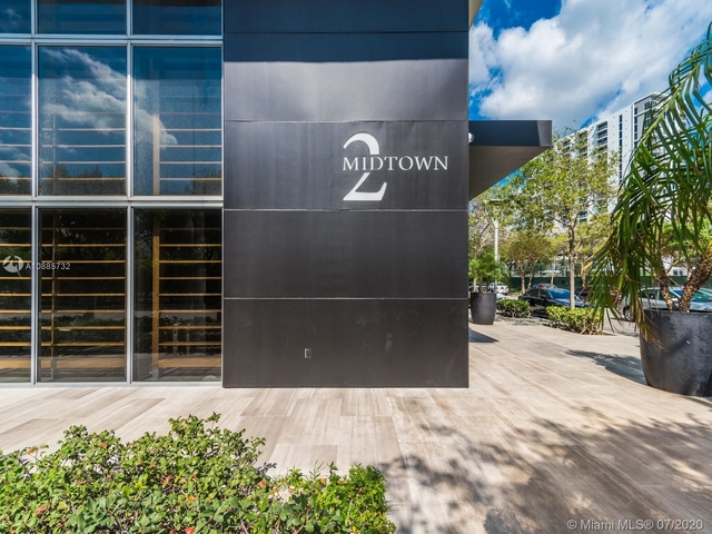 2 Bedrooms, Midtown Miami Rental in Miami, FL for $3,150 - Photo 1