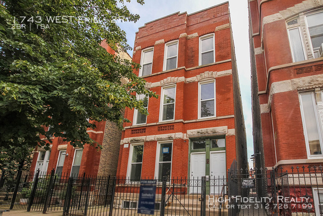 2 Bedrooms, West Town Rental in Chicago, IL for $1,650 - Photo 1