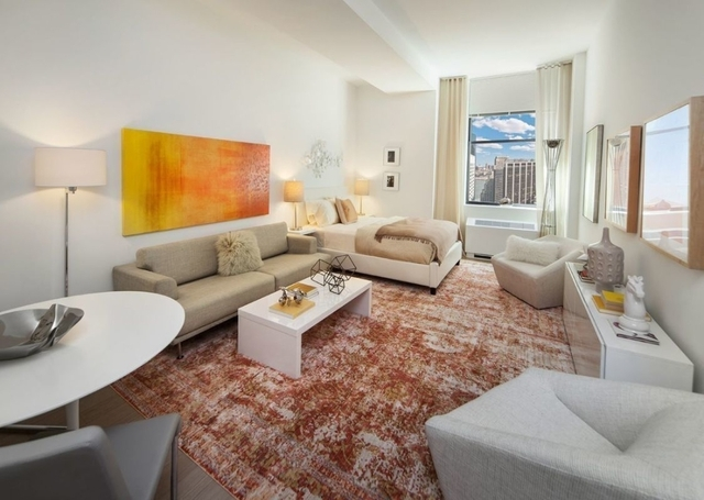 Studio, Financial District Rental in NYC for $2,658 - Photo 1