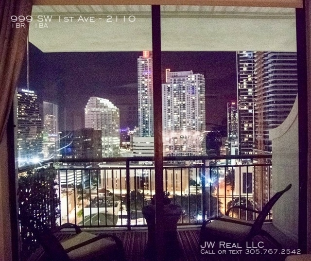 1 Bedroom, Mary Brickell Village Rental in Miami, FL for $2,300 - Photo 1