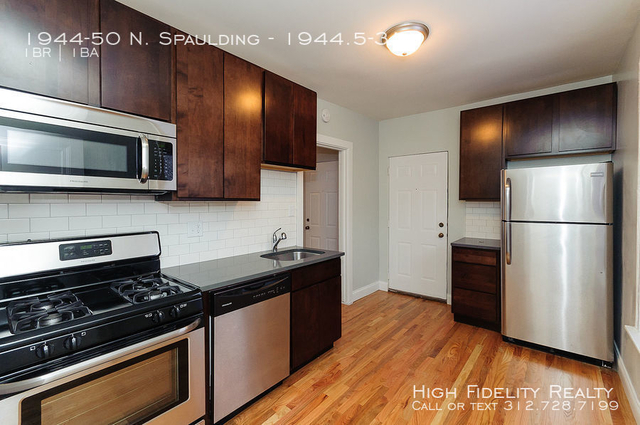 1 Bedroom, Logan Square Rental in Chicago, IL for $1,300 - Photo 2