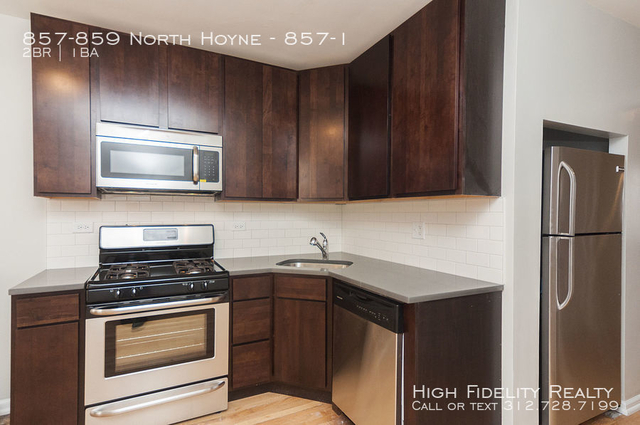 2 Bedrooms, Ukrainian Village Rental in Chicago, IL for $1,730 - Photo 2
