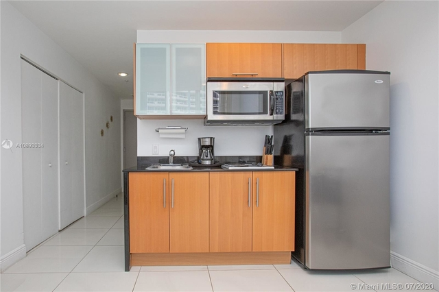 Studio, Seaport Rental in Miami, FL for $1,500 - Photo 2