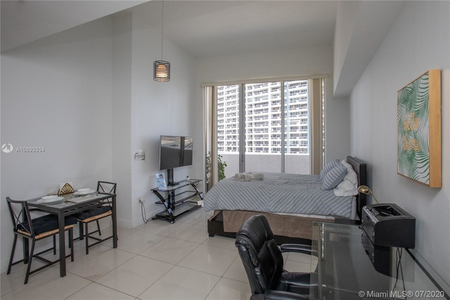 Studio, Seaport Rental in Miami, FL for $1,500 - Photo 1