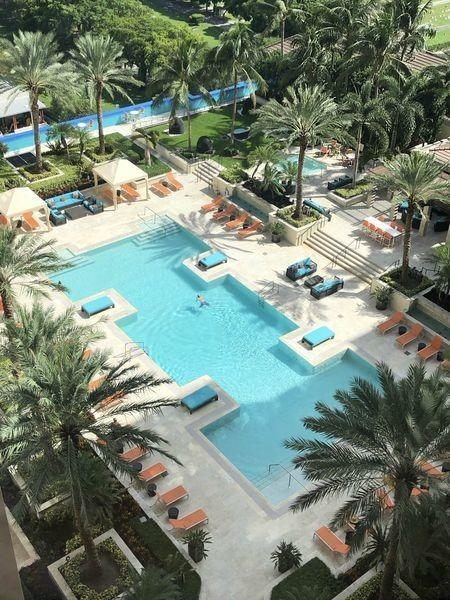 2 Bedrooms, Cityplace South Tower Condominiums Rental in Miami, FL for $2,800 - Photo 1