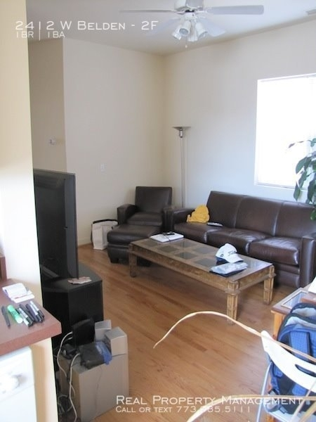 1 Bedroom, Logan Square Rental in Chicago, IL for $1,095 - Photo 2