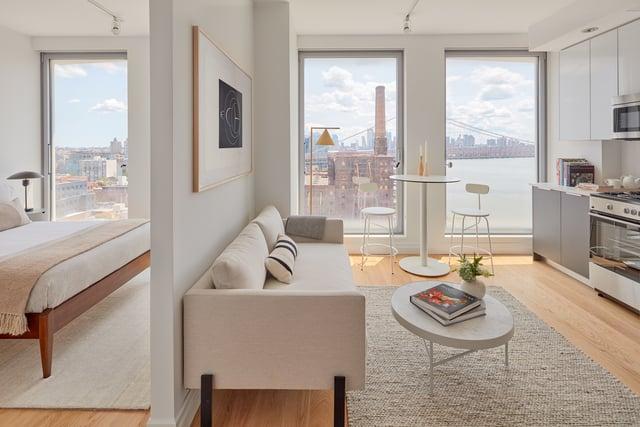 Studio, Williamsburg Rental in NYC for $3,056 - Photo 1