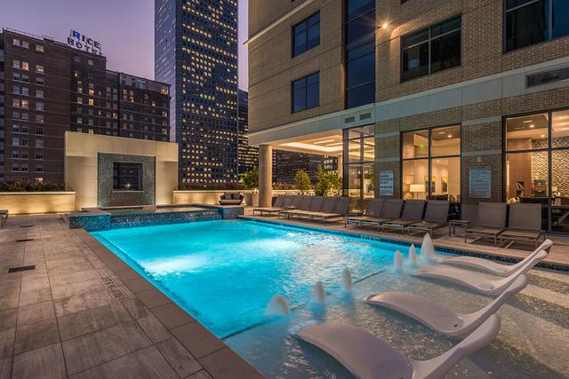 1 Bedroom, Downtown Houston Rental in Houston for $2,566 - Photo 1