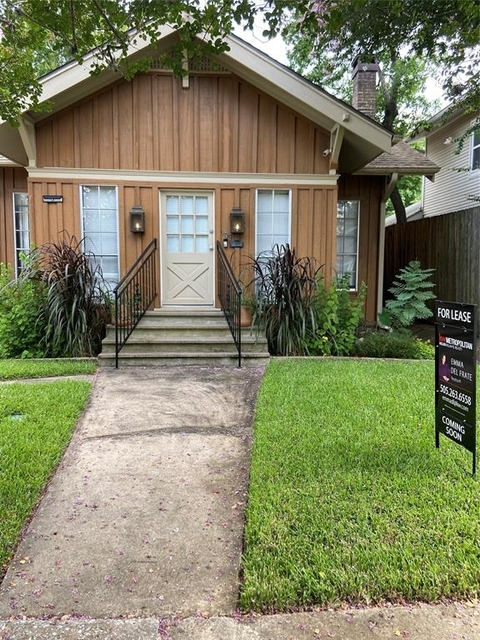 2 Bedrooms, Neartown - Montrose Rental in Houston for $2,400 - Photo 1