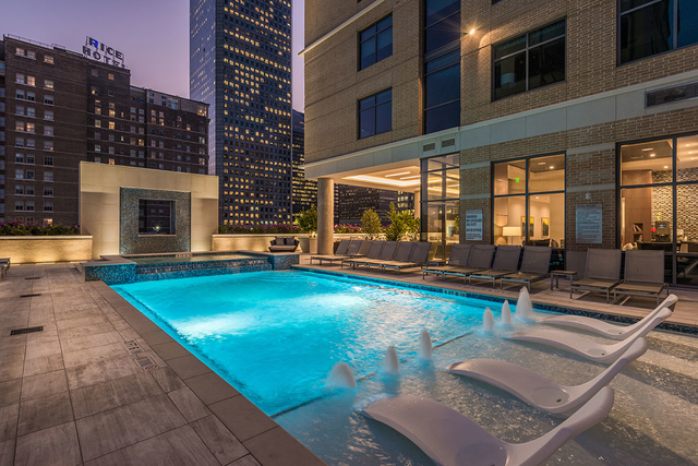 2 Bedrooms, Downtown Houston Rental in Houston for $4,090 - Photo 1