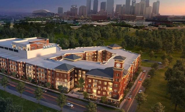 2 Bedrooms, Northside Village Rental in Houston for $2,523 - Photo 1