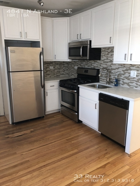 1 Bedroom, Ravenswood Rental in Chicago, IL for $1,345 - Photo 1