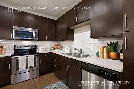 1 Bedroom, Zilker Rental in Austin-Round Rock Metro Area, TX for $2,112 - Photo 2