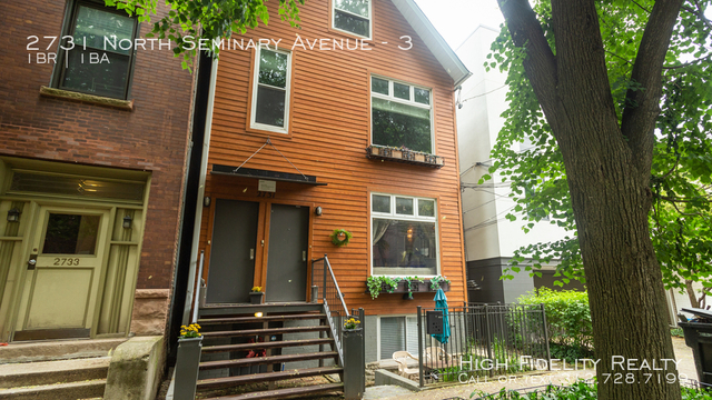 1 Bedroom, Wrightwood Rental in Chicago, IL for $1,300 - Photo 1