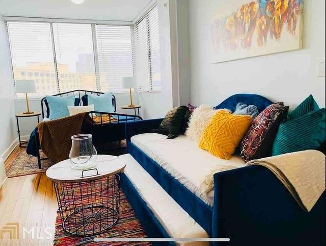 1 Bedroom, Peachtree Center Rental in Atlanta, GA for $1,400 - Photo 1