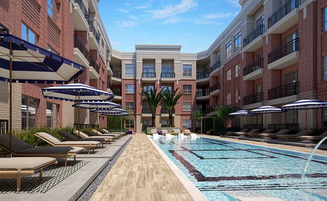 2 Bedrooms, Washington Avenue - Memorial Park Rental in Houston for $2,383 - Photo 1