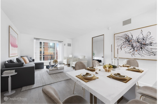 2 Bedrooms, Hudson Square Rental in NYC for $9,876 - Photo 1