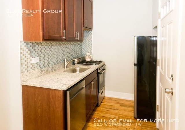 3 Bedrooms, Lake View East Rental in Chicago, IL for $2,260 - Photo 1