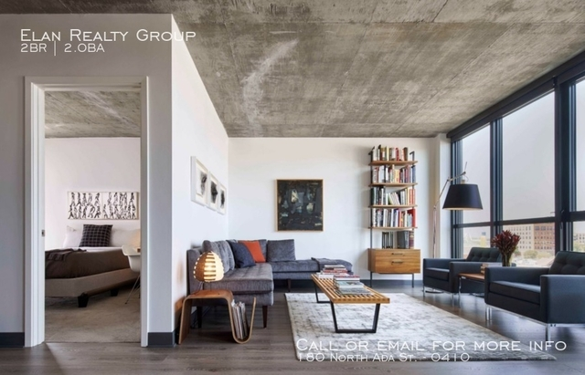 2 Bedrooms, Fulton Market Rental in Chicago, IL for $3,525 - Photo 1